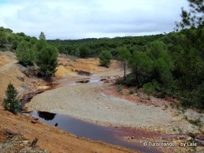 Paisaje Minero Riotinto, Huelva