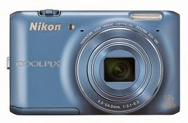 Steal Deal: Nikon Coolpix S6400 16.0MP Digital Camera with 4GB Card, Camera Pouch, HDMI Cable worth Rs.11950 for Rs.5975 Only (Limited Hour Deal)