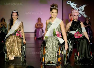 Concursos de beleza para deficientes físicos