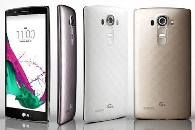 LG G4 is a top performing smartphone