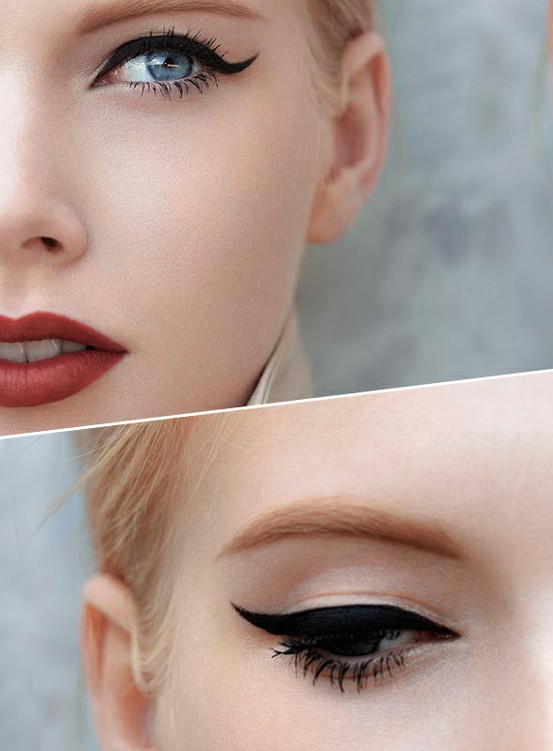 Eyeliner Tips For Cat Eyes