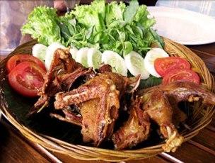 Resep dan cara memasak bebek goreng Mentega