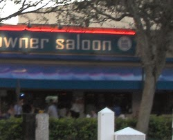 Bar - Downtowner Saloon - Sehenswürdigkeiten Fort Lauderdale, Florida USA