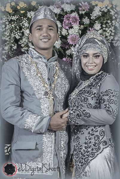 Luthfi-Sibed Wedding
