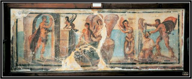 Oedipus Fresco