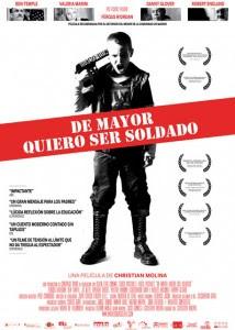 De mayor quiero ser soldado (2011)