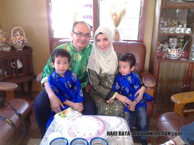Salam Raya drp Adibah Karimah premium beautiful online top agent