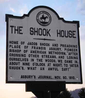 Shook Family Home museum