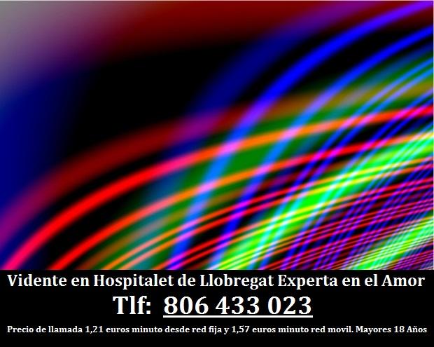 Vidente en Hospitalet de Llobregat Experta en el Amor