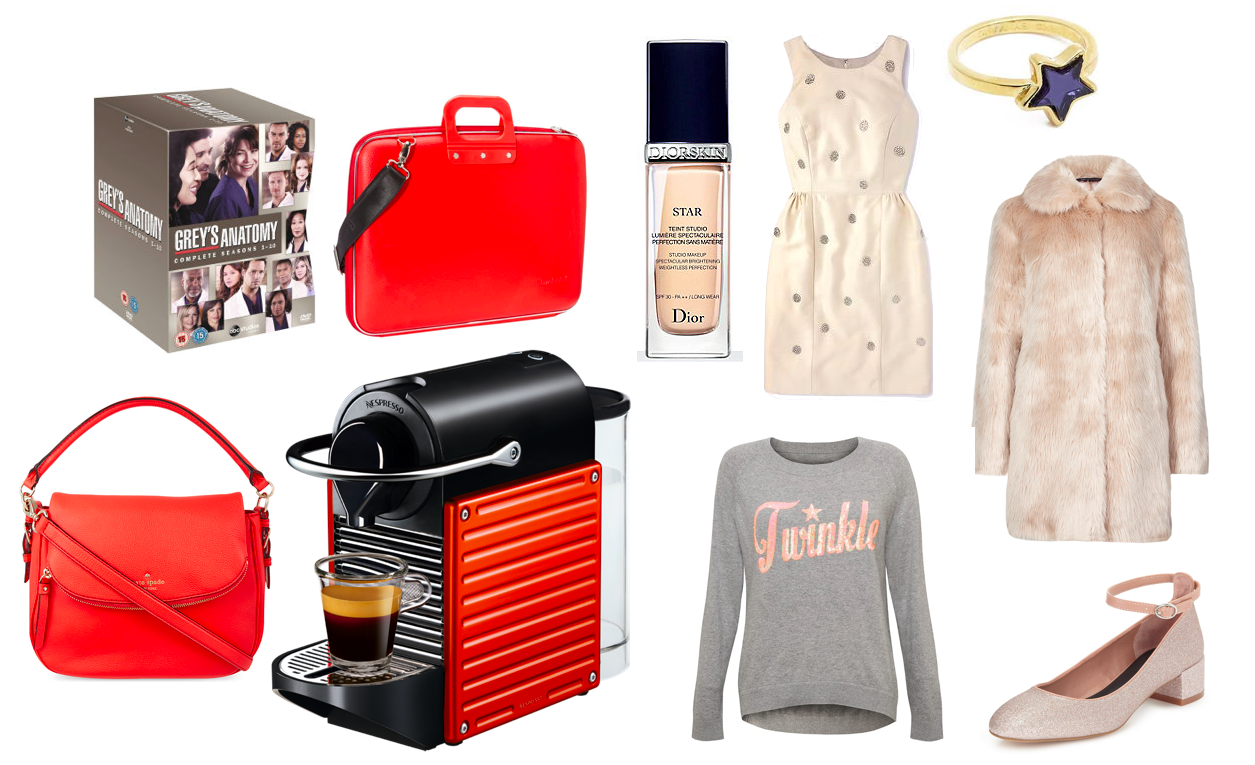 All We Want for Christmas | Our Christmas Wishlists / Pretty, Posh ...