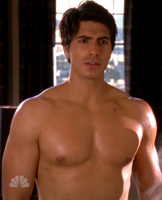 brandon gay routh rumor