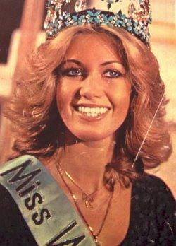 Miss World 1980 Gabriella Brum