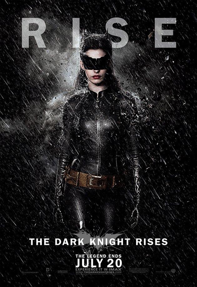 Idle Hands: New Batman: Dark Knight Rises Character Art