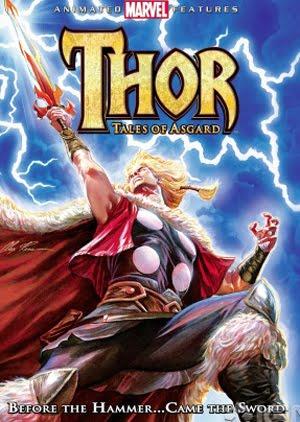 Thor Tales of Asgard (2011)