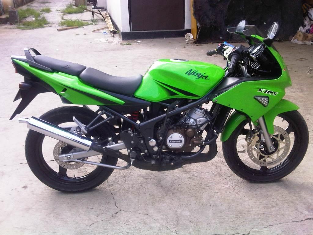 Used Kawasaki Ninja Rr