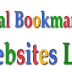 Top Free Social Bookmarking Sites List 100% Working