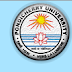 Pondicherry University Results 2014 for BPT, BSCBT at result.pondiuni.edu.in