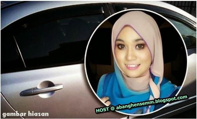 Aksi sumbang dalam kereta penyanyi Ainan Tasneem jelas perkara sebenar