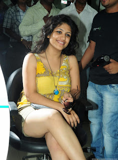 Supriya Cute Stills Spotted wearing Shorts and T Shirt Lovely S