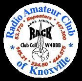W4BBB Radio Amateur Club of Knoxville