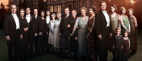 Downton Abbey Season 6 Trailers and Pictures