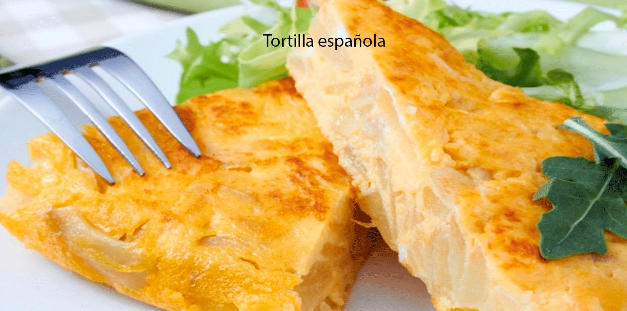 Recetas de huevos y tortillas,