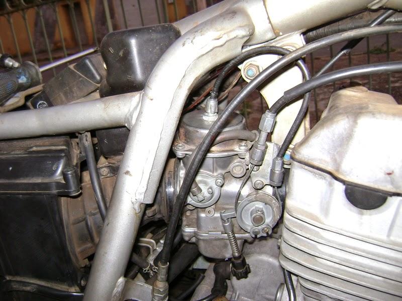 Carburador Tornado 250