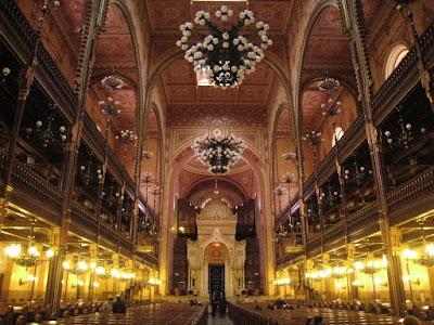 Synagogue, Budapest