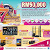 "Jusco 27th Anniversary ""Discover Jusco & Win"" Contest"