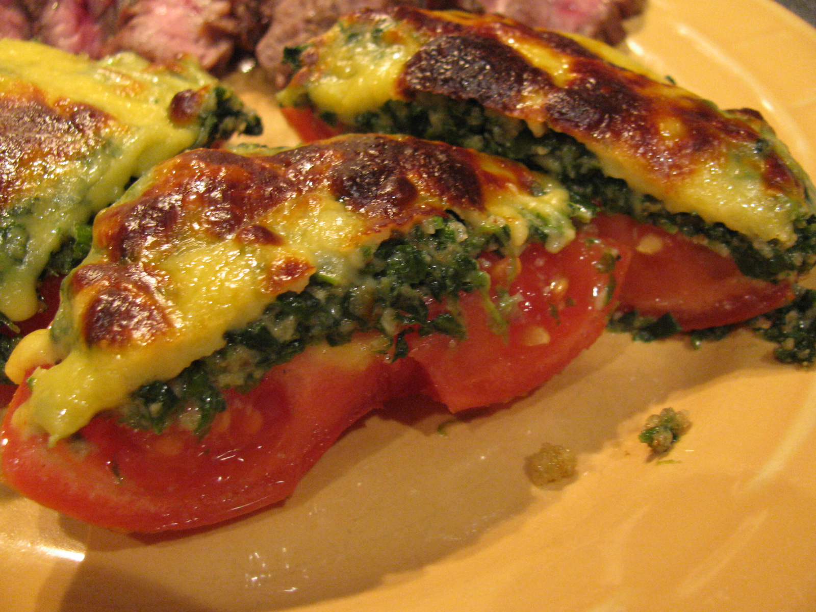 Rita's Recipes: Joe's Grilled Tomatoes
