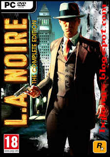 L.A. Noire The Complete Edition Cover