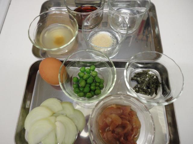 Ma vraie cuisine japonaise poulet aux oeufs donburi - Ma vraie cuisine japonaise ...