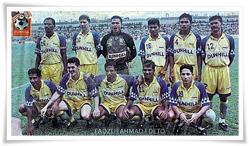 Nostalgia liga malaysia: alan davidson (pahang)