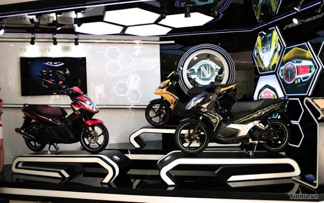 Yamaha Nouvo - Những xe tay ga bán chạy nhất Việt Nam