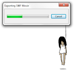 Exporting SWF Movie