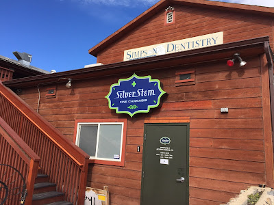 Marijuana Retail Store in Nederland, Colorado