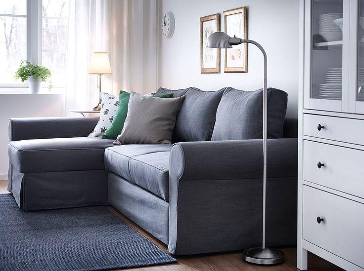 Hogar diez serie ikea hemnes en tu sal n - Ikea catalogo divani letto ...