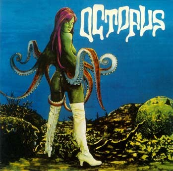 Octopus Restless Night