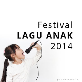 Festival Lagu Anak 2014