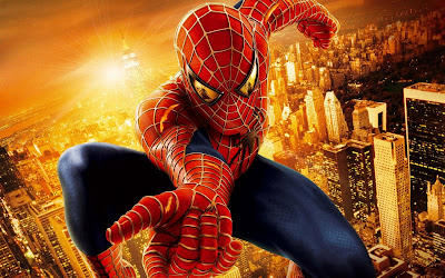 El hombre araña - Spiderman (Wallpaper 1920x1200px)
