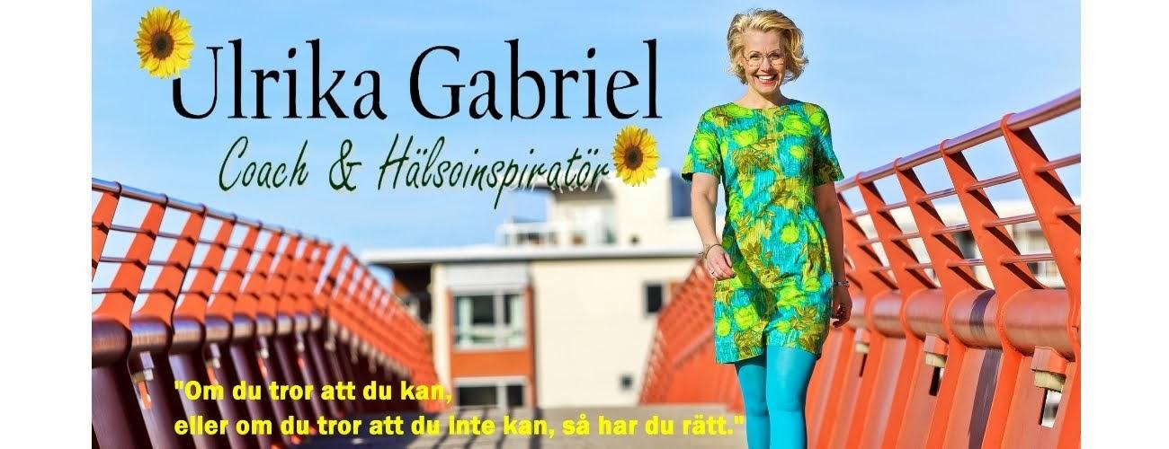 Ulrika Gabriel Inspiratör