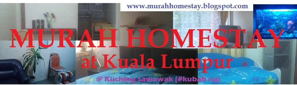 Murah HomeStay At KL