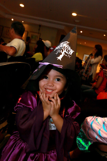 Discovery Suites Ortigas Halloween