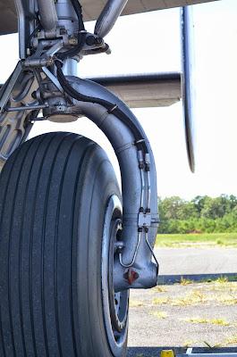 B-24 wheel