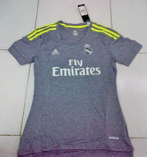gambar jersey terbaru Jersey ladies Real Madrid away terbaru musim 2015/2016 enkosa sport