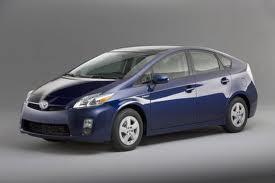El Toyota Prius 2010