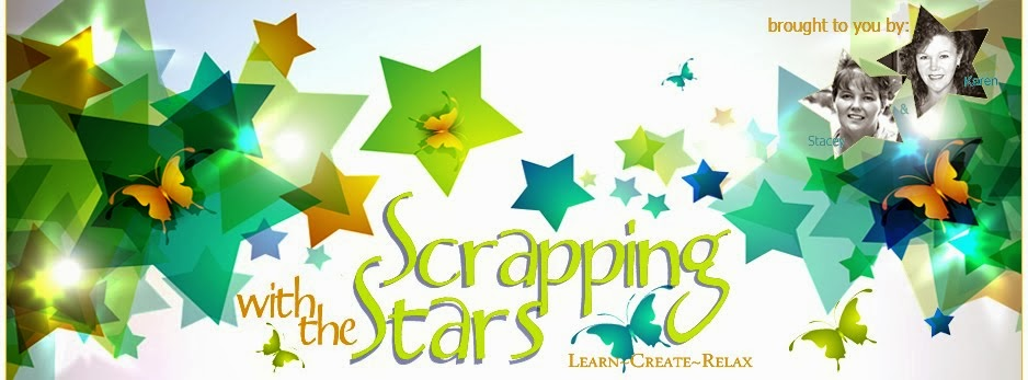 Scrapping With The Stars