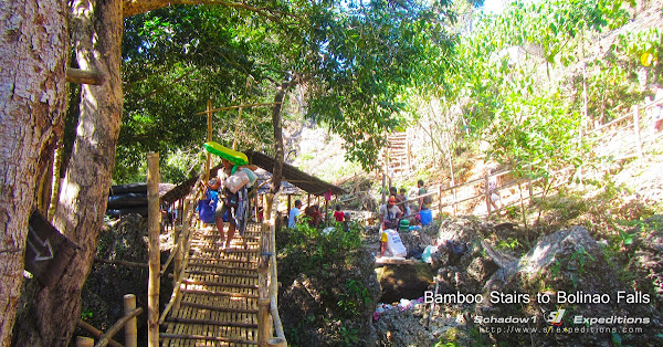 Bolinao Falls - Schadow1 Expeditions