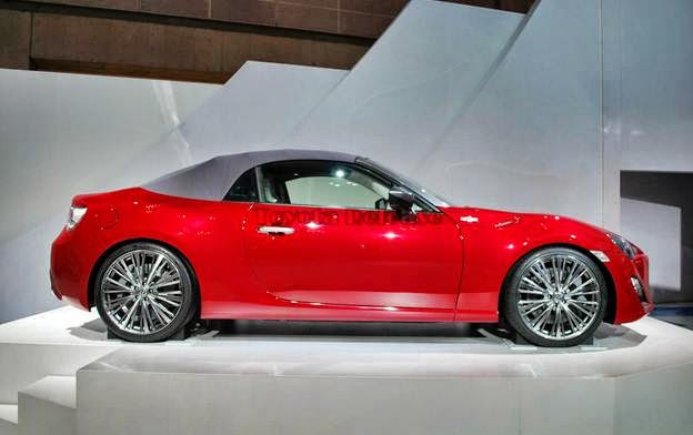 2015 Toyota FT 86 Open Concept and Review