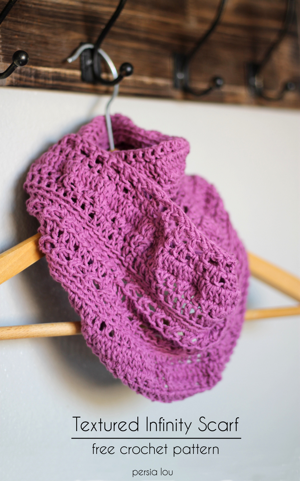30+ Fabulous and Free Crochet Scarf Patterns -